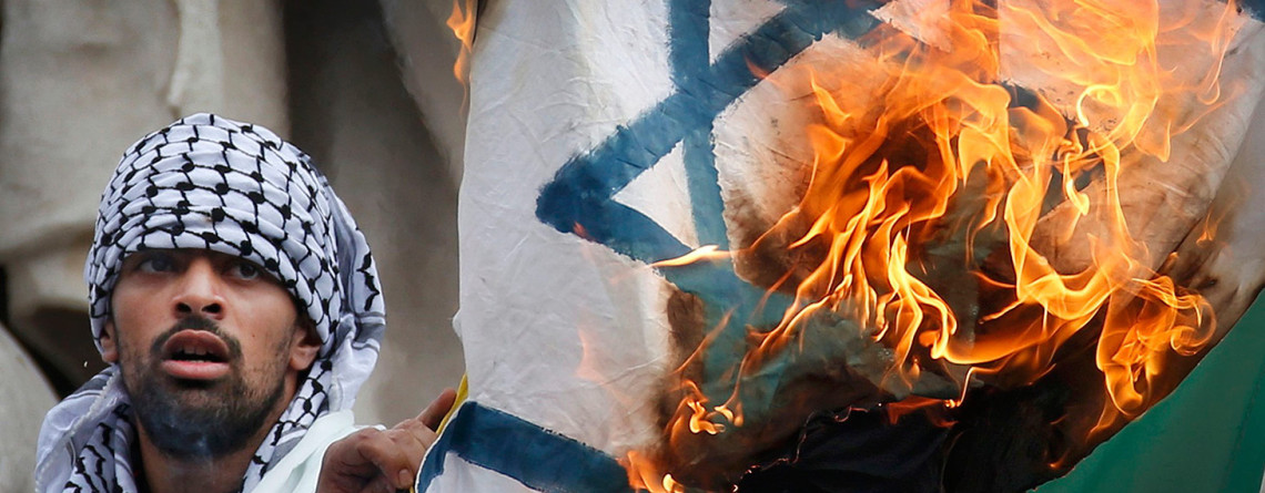 Antisemitism in 2015: A Year in Review!