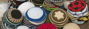 Don't ban the kippah, but let's think twice before wearing it!