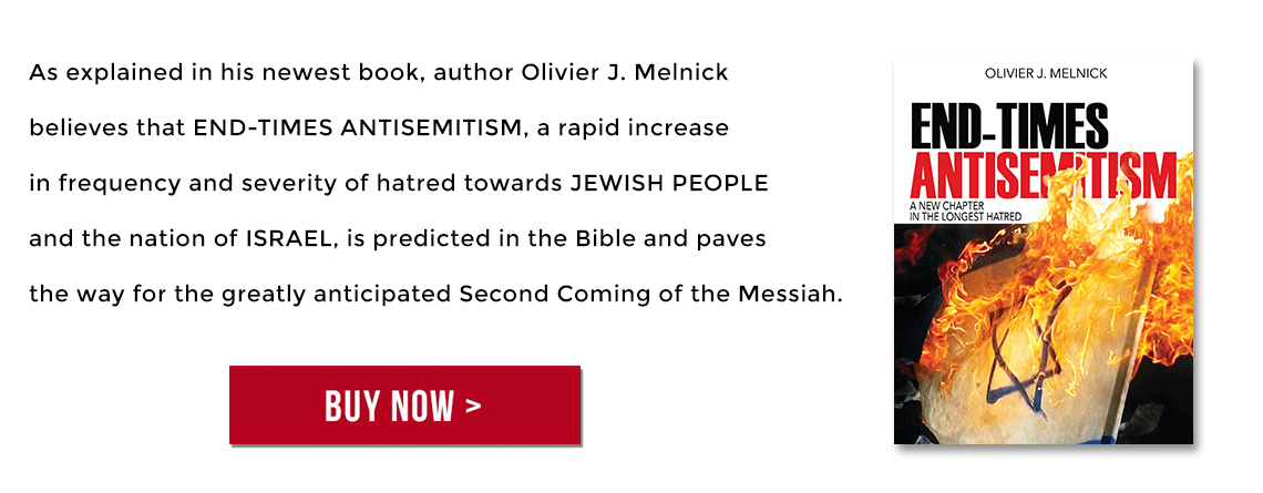 End-Times Antisemitism book