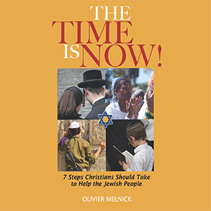 The Time is Now! by Olivier J. Melnick
